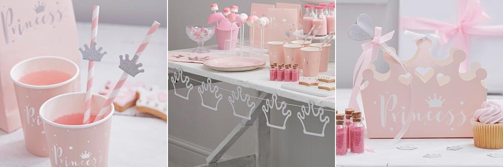 Tips voor een sprookjesachtig prinsessenfeest